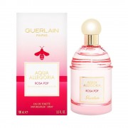 Guerlain - aqua allegoria rosa pop eau de toilette - 100 ml spray