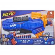 Lanzador Pistola Nerf Dardos Strike Elite Rukkus ICS8 Hasbro