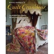 Kaffe Fassett's Quilt Grandeur: 20 Designs from Rowan for Patchwork and Quilting by Kaffe Fassett