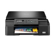 Imprimanta Multifunctionala Inkjet Brother DCPJ100YJ1