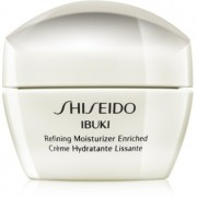 Shiseido Ibuki creme hidratante e apaziguador para alisar pele e minimizar poros 50 ml