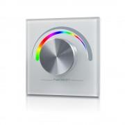SL-2836E-W forgógombos RGB LED vezérlő rádiófrekvenciás működésű fehér