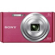 Sony Cyber-Shot DSC-W830P Digitale camera 20.1 Mpix Zoom optisch: 8 x Roze