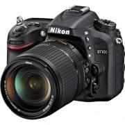 Câmera Nikon D7100 com Lente 18-140mm f/3.5-5.6G ED VR AF-S DX