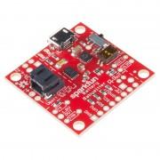 Placă SparkFun Battery Babysitter pentru Monitorizare Acumulatori LiPo