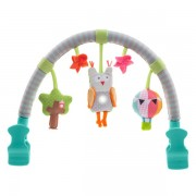 Jucarie Carucior - Arcada Muzicala Bufnita Taf Toys