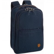 Fjällräven Rucksack mit 15-Zoll Laptopfach Travel Pack Small, blau, Unisex, navy