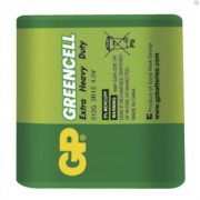 4.5V GP GREENCELL 3R12 batéria