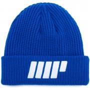 Myprotein Pletená čepice - Modrá