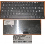 Clavier Qwerty Italien / Italian Pour Acer Aspire One 751 751H Series, Noir / Black, Model: ZA3, P/N: 9Z.N3C82.00E, AEZA3I00010