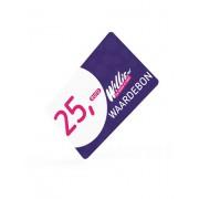 Willie kadokaart 25 euro