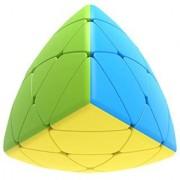 High Speed Pyraminx Stickerless Triangle Rubik Cube Puzzle
