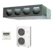 Duct Fujitsu 45000 BTU inverter ARYG45LMLA + AOYG45LETL