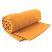 Комплект бързосъхнещи хавлии Ekea в оранжево