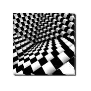Tablou Canvas Iluzie Optica