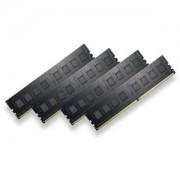 Memorie G.Skill NT 16GB (4x4GB) DDR4, 2133MHz, PC4-17000, CL15, Quad Channel Kit, F4-2133C15Q-16GNT