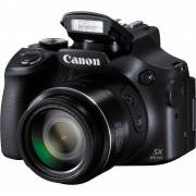 Canon PowerShot SX60 HS kompaktni digitalni fotoaparat SX60HS ultrazoom 65x s integriranim objektivom 3.8-247mm f/3.4-6.5 USM 9543B002AA 9543B002AA