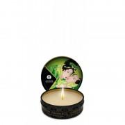 Shunga Massage Candle Green Tea 30 ml illatosító gyertya
