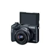Camera foto Canon EOS M6 EF-M 15-45mm 24.2Mpx WI- FI