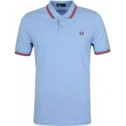 Fred Perry Polo Blauw 444