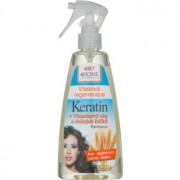 Bione Cosmetics Keratin Grain spülfreie Haarpflege im Spray 260 ml