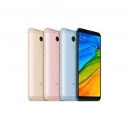 Celular Xiaomi Redmi 5 Plus 4gb Ram 64gb 12mp Dual Sim+funda - Negro