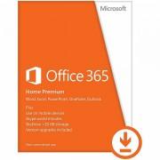 Office 365 Home 32/64 AllLngSub PKLic 1YROnline Eurozone C2R NR 6GQ-00092
