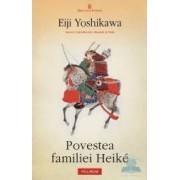 Povestea familiei Heike - Eiji Yoshikawa