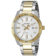 Citizen Analog White Dial Mens Watch - BI1064-51A