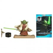 Hasbro Star Wars: Movie Legends 2012 Episode Ii Attack Of The Clones 3.75 Inch Yoda Action Figure