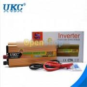 ВИСОКОКАЧЕСТВЕН инвертор UKC 2000W 24V - 220V