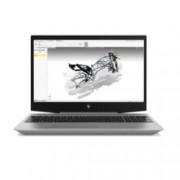 "Лаптоп HP ZBook 15v G5 (2ZC56EA)(сив), шестядрен Coffee Lake Intel Core i7-8750H 2.2/4.1 GHz, 15.6"" (39.62 cm) Full HD Anti-glare Display & Quadro P600 4GB, (HDMI), 16GB DDR4, 256GB SSD, 1x USB Type C, Windows 10, 2.14 kg"