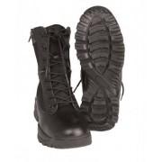 Mil-Tec Tactical Boot Two-zip (Färg: Svart, Skostorlek: 45)