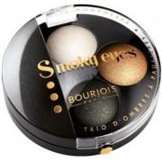 Bourjois Trio Smoky Eyes 10