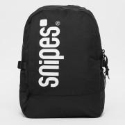 SNIPES Small Logo Backpack - Zwart - Size: One Size; unisex
