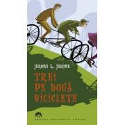 Trei pe doua biciclete (eBook)