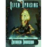 Alien Uprising: Zothren Invasion kártyajáték