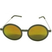 Mangal Brothers Round Sunglasses(For Boys & Girls)