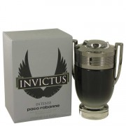 Paco Rabanne Invictus Intense Eau DE Toilette Spray 3.4 oz / 100.55 mL Men's Fragrance 537676