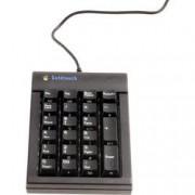 BakkerElkhuizen Číselná klávesnice BakkerElkhuizen Goldtouch černá