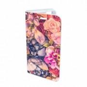 Husa Flip Cover Book Case Design 61 Multicolor Samsung Galaxy S7 Edge