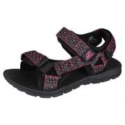 Szandálok HANNAH Feet Black / Red