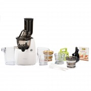 Kuvings Whole Slow Juicer B6000 con filtri smoothie e gelato