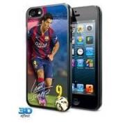 merchandise Barcelona - iPhone 5 / 5S Hard Case 3D Suarez