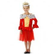 Geen Koningin jurkje voor meisjes