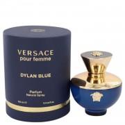 Versace Pour Femme Dylan Blue by Versace Eau De Parfum Spray 3.4 oz