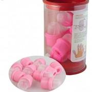 Set 10 capsule pentru degete