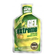Gold Nutrition Extreme Gel Guarana Sabor Piña 24 unidades