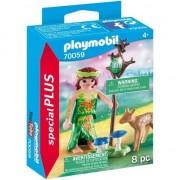 Playmobil Figures, Special Plus - Figurina zana cu cerb