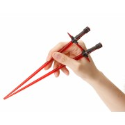 Star Wars eetstokjes Kylo Ren (rood) Star Wars Episode VII The Force Awakens chopsticks